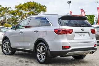 2019 Kia Sorento UM MY19 SLi AWD Silky Silver 8 Speed Sports Automatic Wagon
