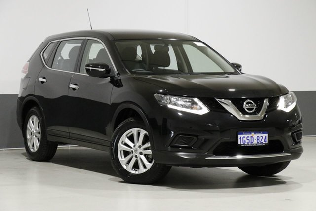 Used Nissan X-Trail T32 ST (FWD), 2016 Nissan X-Trail T32 ST (FWD) Blue Continuous Variable Wagon