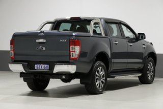 2015 Ford Ranger PX MkII XLT 3.2 (4x4) Grey 6 Speed Automatic Dual Cab Utility