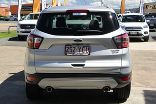 2018 Ford Escape ZG 2018.00MY Trend PwrShift AWD Silver 6 Speed Sports Automatic Dual Clutch Wagon