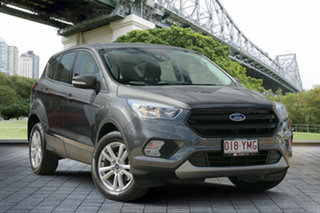 2018 Ford Escape ZG 2018.75MY Ambiente 2WD Grey 6 Speed Sports Automatic Wagon.