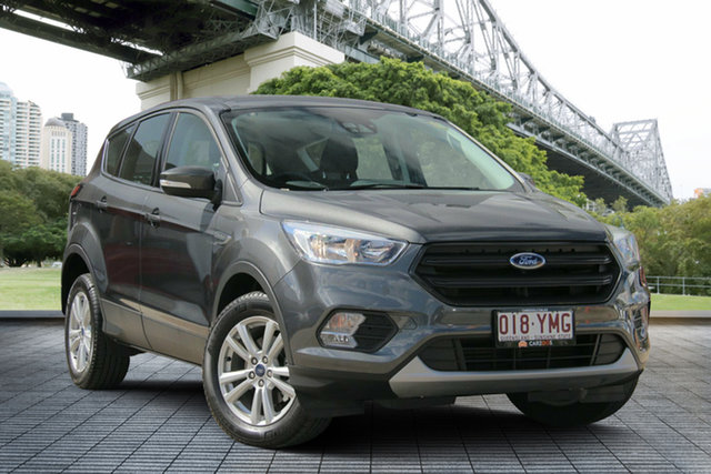 Used Ford Escape ZG 2018.75MY Ambiente 2WD, 2018 Ford Escape ZG 2018.75MY Ambiente 2WD Grey 6 Speed Sports Automatic Wagon