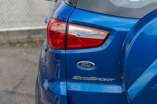 2018 Ford Ecosport BL 2019.25MY Titanium Blue 6 Speed Automatic Wagon