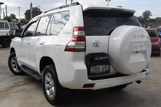 2015 Toyota Landcruiser Prado GDJ150R MY16 GXL (4x4) White 6 Speed Automatic Wagon.