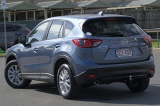 2014 Mazda CX-5 KE1022 Maxx SKYACTIV-Drive AWD Sport Blue Reflex 6 Speed Sports Automatic Wagon.