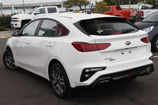 2019 Kia Cerato BD MY19 Sport Clear White 6 Speed Sports Automatic Hatchback.