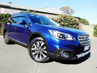 2015 Subaru Outback B6A MY15 3.6R CVT AWD Blue 6 Speed Constant Variable Wagon.