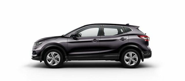 New Nissan Qashqai J11 Series 2 ST X-tronic, 2019 Nissan Qashqai J11 Series 2 ST X-tronic Nightshade 1 Speed Constant Variable Wagon