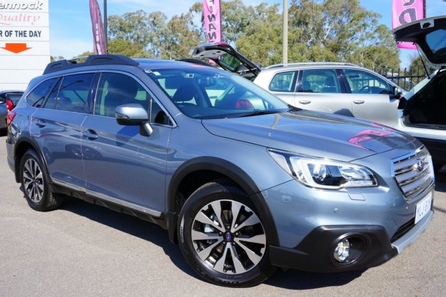 Used Subaru Outback B6A MY16 3.6R CVT AWD, 2016 Subaru Outback B6A MY16 3.6R CVT AWD Blue 6 Speed Constant Variable Wagon