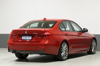 2018 BMW 330i F30 LCI MY18 M Sport Melbourne Red 8 Speed Automatic Sedan