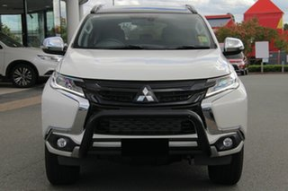 2018 Mitsubishi Pajero Sport QE MY19 Black Edition SAM (4x4) 7 Seat Starlight 8 Speed Automatic