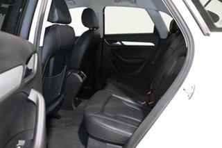 2014 Audi Q3 8U MY14 2.0 TDI Quattro (103kW) White 7 Speed Auto Dual Clutch Wagon