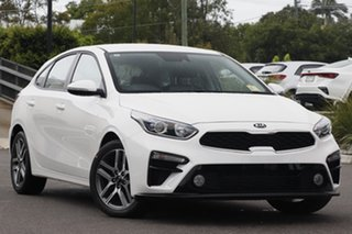2019 Kia Cerato BD MY19 Sport Snow White Pearl 6 Speed Sports Automatic Hatchback