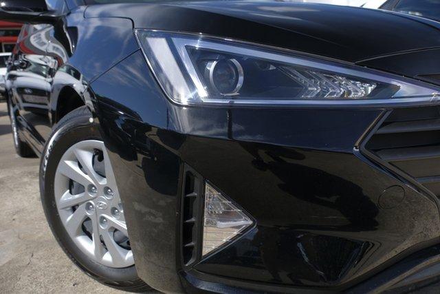 New Hyundai Elantra AD.2 MY19 Go, 2018 Hyundai Elantra AD.2 MY19 Go Phantom Black 6 Speed Sports Automatic Sedan