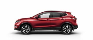 2019 Nissan Qashqai J11 Series 2 ST X-tronic Magnetic Red 1 Speed Constant Variable Wagon