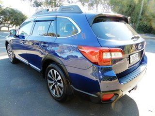 2015 Subaru Outback B6A MY15 3.6R CVT AWD Blue 6 Speed Constant Variable Wagon