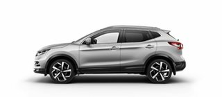2018 Nissan Qashqai J11 Series 2 Ti X-tronic Platinum 1 Speed Constant Variable Wagon