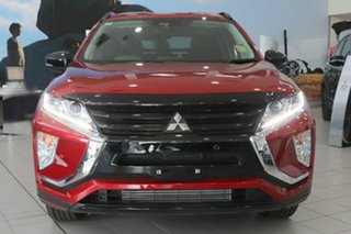2018 Mitsubishi Eclipse Cross YA MY19 Black Edition 2WD Red Automatic Wagon