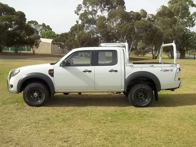 Used Ford Ranger PK XL Crew Cab, 2011 Ford Ranger PK XL Crew Cab 5 Speed Automatic Utility