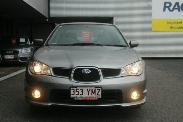 Used Subaru Impreza S MY07 AWD, 2006 Subaru Impreza S MY07 AWD Grey 4 Speed Automatic Sedan