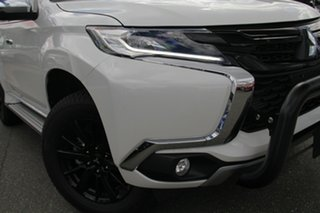 2018 Mitsubishi Pajero Sport QE MY19 Black Edition SAM (4x4) 7 Seat Starlight 8 Speed Automatic.