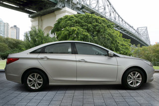 2012 Hyundai i45 YF MY11 Active Silver 6 Speed Sports Automatic Sedan.