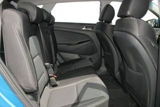 2018 Hyundai Tucson TL3 MY19 Go AWD Aqua Blue 8 Speed Automatic