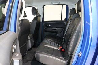 2017 Volkswagen Amarok 2H MY17.5 V6 TDI 550 Ultimate Blue 8 Speed Automatic Dual Cab Utility