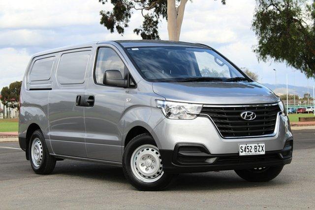 Used Hyundai iLOAD TQ4 MY19 , 2018 Hyundai iLOAD TQ4 MY19 Grey 5 Speed Automatic Van