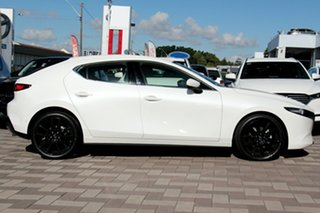 2020 Mazda 3 BP2HLA G25 SKYACTIV-Drive Astina White 6 Speed Sports Automatic Hatchback