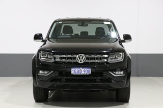 2017 Volkswagen Amarok 2H MY17.5 V6 TDI 550 Highline Black 8 Speed Automatic Dual Cab Utility.