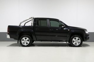 2017 Volkswagen Amarok 2H MY17.5 V6 TDI 550 Highline Black 8 Speed Automatic Dual Cab Utility