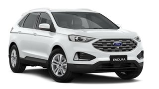 2019 Ford Endura CA 2019MY Trend SelectShift FWD Oxford White 8 Speed Sports Automatic Wagon