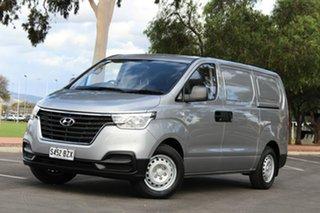 2018 Hyundai iLOAD TQ4 MY19 Grey 5 Speed Automatic Van.