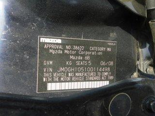 2008 Mazda 6 GH1051 Classic Blue 6 Speed Manual Sedan