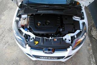 2014 Ford Focus LW MkII MY14 Sport Frozen White 5 Speed Manual Hatchback