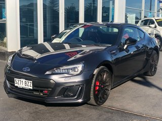 2018 Subaru BRZ Z1 MY18 TS Dark Grey 6 Speed Sports Automatic Coupe.