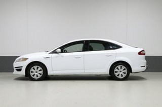 2014 Ford Mondeo MC LX TDCi White 6 Speed Direct Shift Hatchback