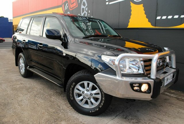 Used Toyota Landcruiser VDJ200R VX, 2008 Toyota Landcruiser VDJ200R VX Ink 6 Speed Sports Automatic Wagon