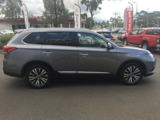 2018 Mitsubishi Outlander ZL MY19 Exceed 7 Seat (AWD) Grey Continuous Variable Wagon