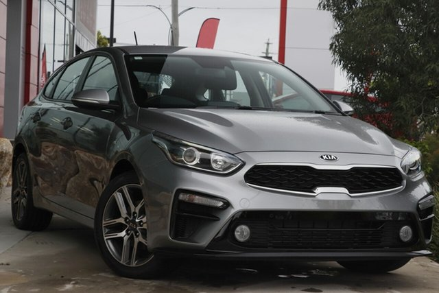 New Kia Cerato BD MY19 Sport, 2019 Kia Cerato BD MY19 Sport Steel Grey 6 Speed Sports Automatic Hatchback