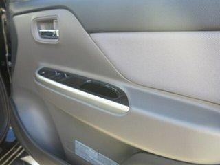2018 Mitsubishi Triton MQ MY18 GLS (4x4) Blackline Black 5 Speed Automatic Dual Cab Utility