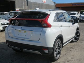 2018 Mitsubishi Eclipse Cross YA LS (2WD) Starlight Continuous Variable Wagon.