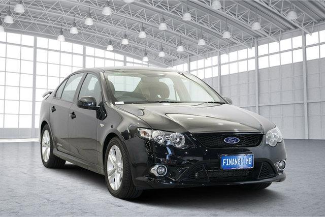 Used Ford Falcon FG XR6, 2011 Ford Falcon FG XR6 Black 6 Speed Sports Automatic Sedan