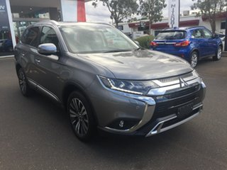 2018 Mitsubishi Outlander ZL MY19 Exceed 7 Seat (AWD) Grey Continuous Variable Wagon.