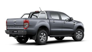 2019 Ford Ranger PX MkIII 2019.00MY XLT Pick-up Double Cab Meteor Grey 6 Speed Sports Automatic.