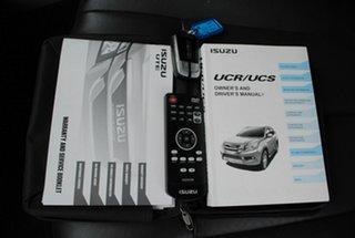 2016 Isuzu MU-X MY15 LS-T Rev-Tronic Fjord Blue 5 Speed Sports Automatic Wagon