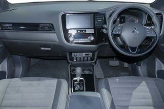 2019 Mitsubishi Outlander ZL MY19 Black Edition 2WD Starlight 6 Speed Constant Variable Wagon