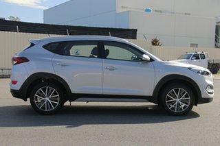 2016 Hyundai Tucson TL MY17 Active X 2WD Silver 6 Speed Sports Automatic Wagon.