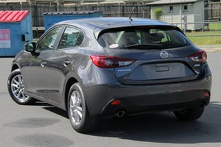 2015 Mazda 3 BM5478 Neo SKYACTIV-Drive Meteor Grey 6 Speed Sports Automatic Hatchback.